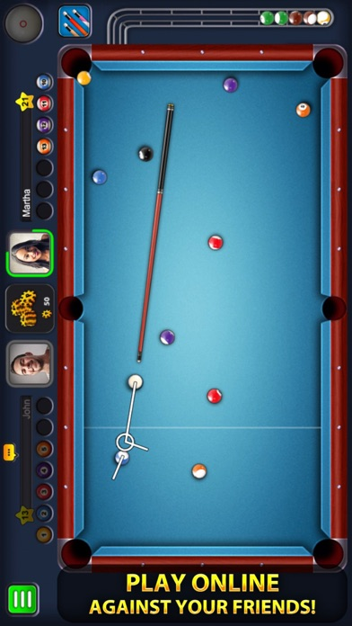 Screenshot for 8 Ball Pool™ in United States App Store