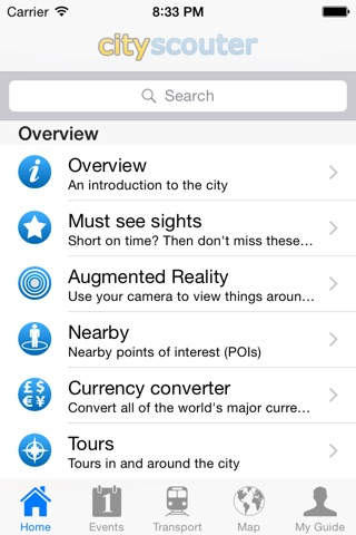 Budapest Travel Guide Offline screenshot 3