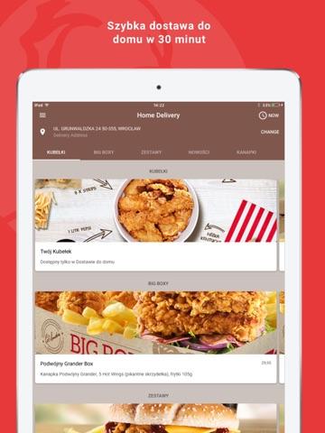 KFC Polska screenshot 4