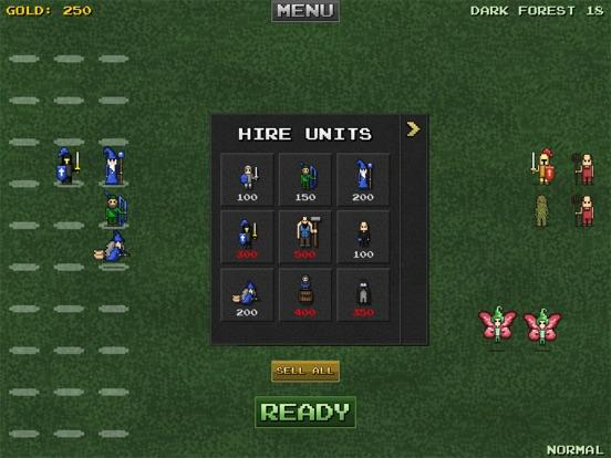 8bitWar: Netherworld screenshot 7