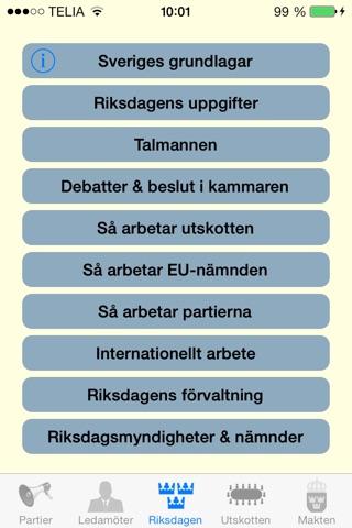 The Democracy in Sweden screenshot 3
