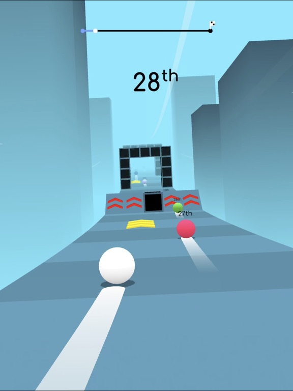 Image of Balls Race for iPad