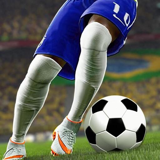 Soccer Penatly Shootout Match iOS App