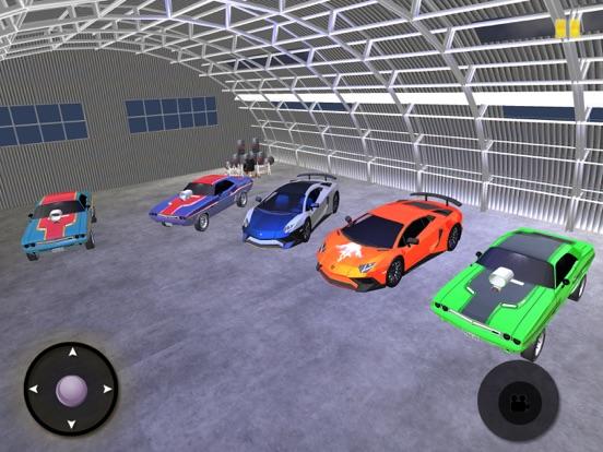 Автомобиль Механик: дрейф раса Скриншоты7
