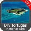 Dry Tortugas National Park - Topo