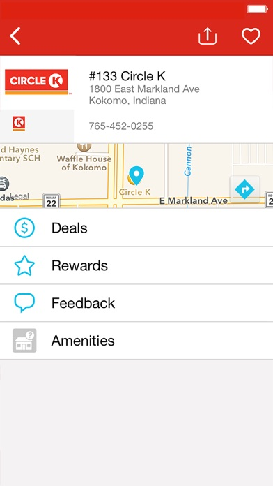 circle k rewards review screenshots - Www Circlek Com Rewards Card Registration