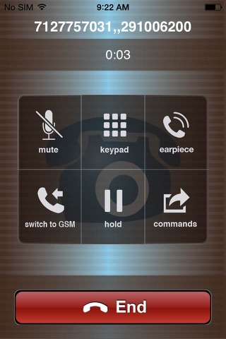 Screenshot of FCC-Dialer