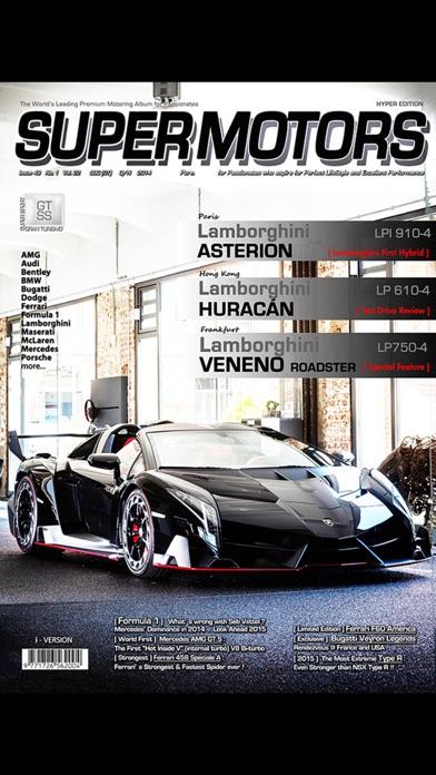 download SUPER MOTORS apps 3