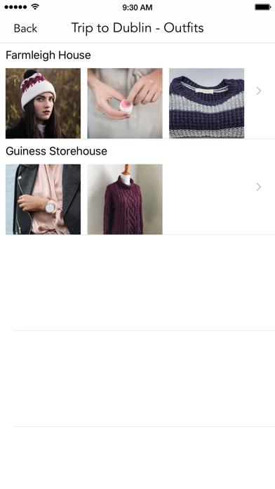 Capsule Wardrobe screenshot 3
