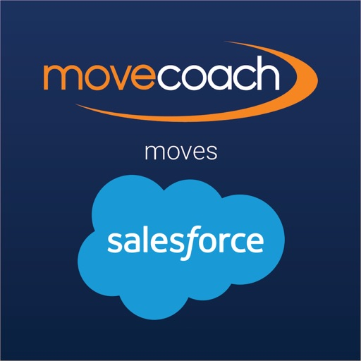 Movecoach Moves Salesforce iOS App