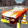 Muskel auto Simulator Parkplatz Spiel