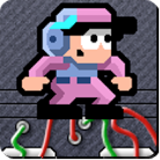 Android - Best Retro Lode Runner with Pixel Art