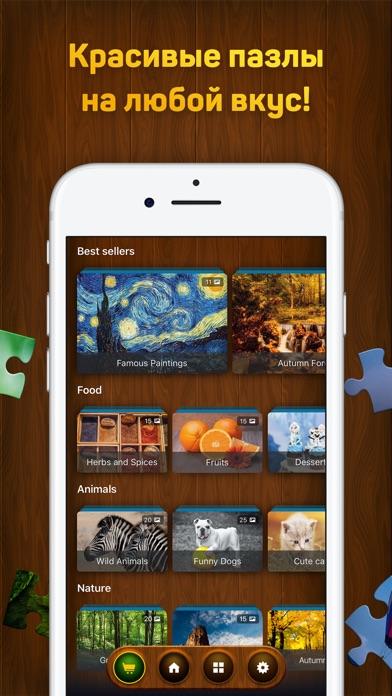 Пазлы и головоломки Скриншоты4