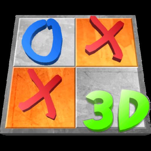 TicTacToe 3D for Mac