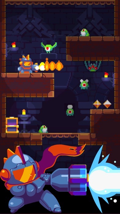 Tower Fortress iOS Screenshots