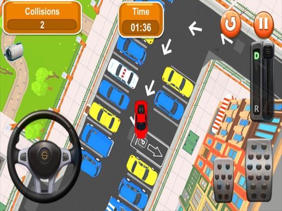 Мастер Парковки Города 3D Скриншоты10