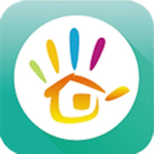 掌尚美居app icon图