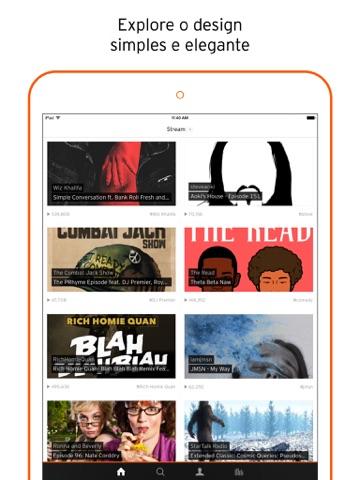 SoundCloud - Music & Audio screenshot 4