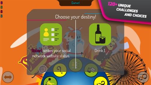 King of Booze: Drinking Game Screenshots