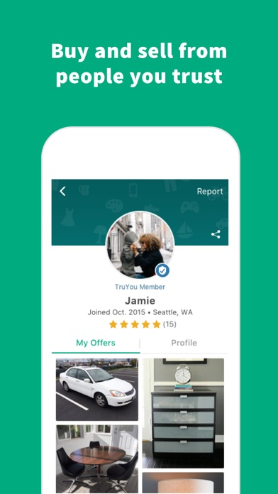 Screenshot for OfferUp - Buy. Sell. Simple. in United States App Store