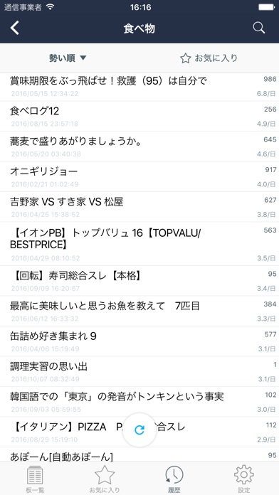 JaneStyle for 5ちゃんねる(5ch.net)のスクリーンショット2