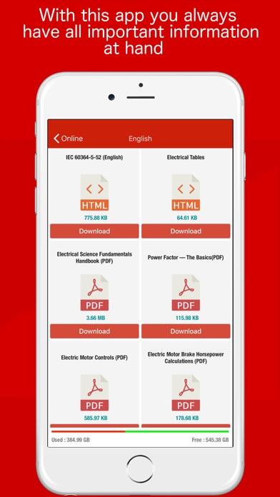 Screenshot of Mobile Electrician10