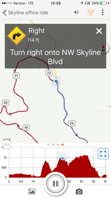 Ride with GPS - Bike Computer on the App Store