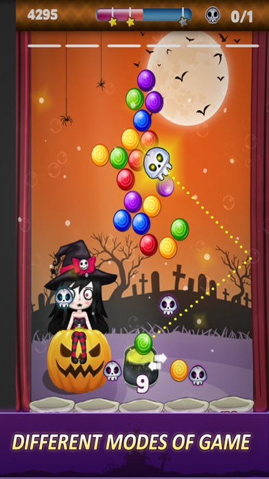 Halloween Games Witching Hour Скриншоты4