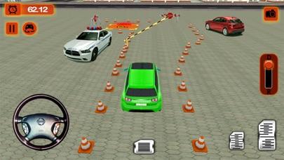 Modern Speed Car Parking City screenshot 2