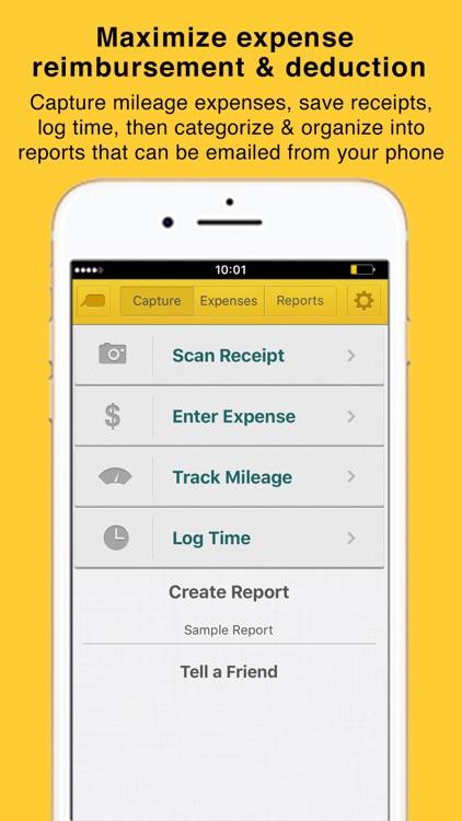 falcon expenses mileage tracker u0026 receipt scanner - Receipt Scanner