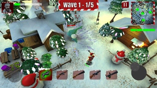 Xmasgeddon Screenshots