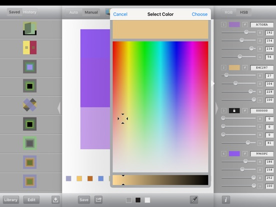 Colors by Number Screenshots