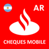 Cheques Mobile Santander Río