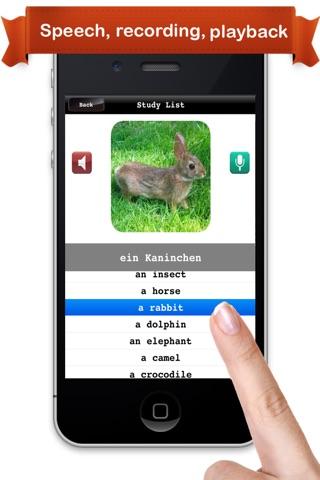 Learn German  iLang™ screenshot 3