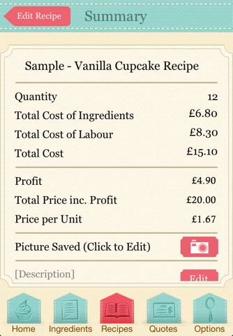 CakeUlator screenshot 1