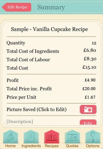CakeUlator screenshot 1