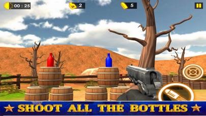 Range Hit- Bottle Shoot screenshot 1