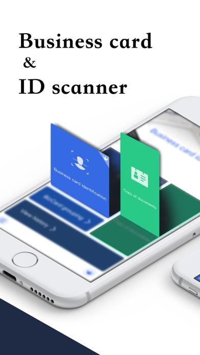 Business card scanner holder app download android apk for Business card storage app