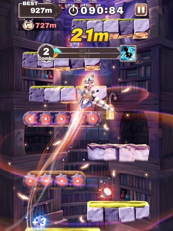 Jump  Game – Finger Jump Скриншоты10