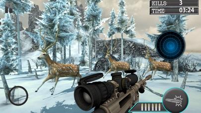 Screenshot von Deer Hunter 2017 Pro: Wild Sniper Shooter Spiel 3D4