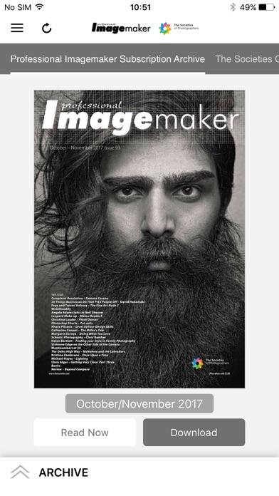 Professional Imagemaker review screenshots
