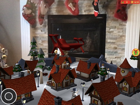 Saving Christmas - The Augmented Reality App you look for this Holiday Image