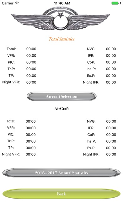 PilotLogBook English screenshot 3