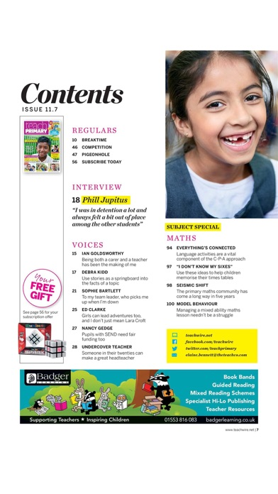 Teach Primary Magazine Lesson Plans Ks1and Ks2 Learning Resources Nqt Sen Cpd Articles And Much More review screenshots