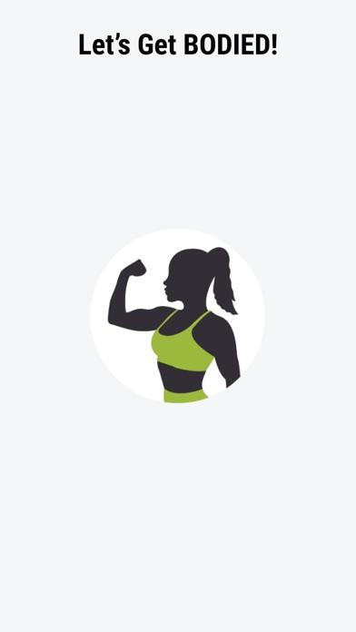 BODIED - Health & Fitness screenshot 1