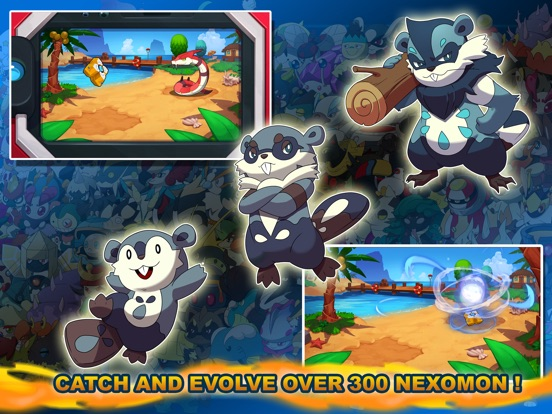 Nexomon Screenshots