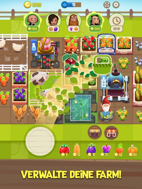 Screenshot 3 Merge Farm!