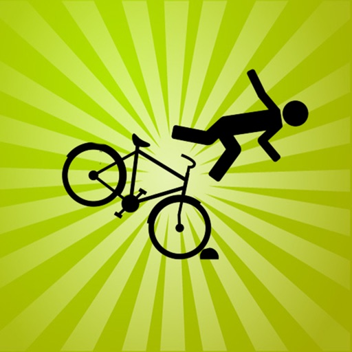 Stickman Mountain Bike Rider Downhill Bike Stunts By Muhammad