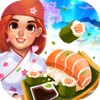 Sushi Cooking Chef game free for iPhone/iPad