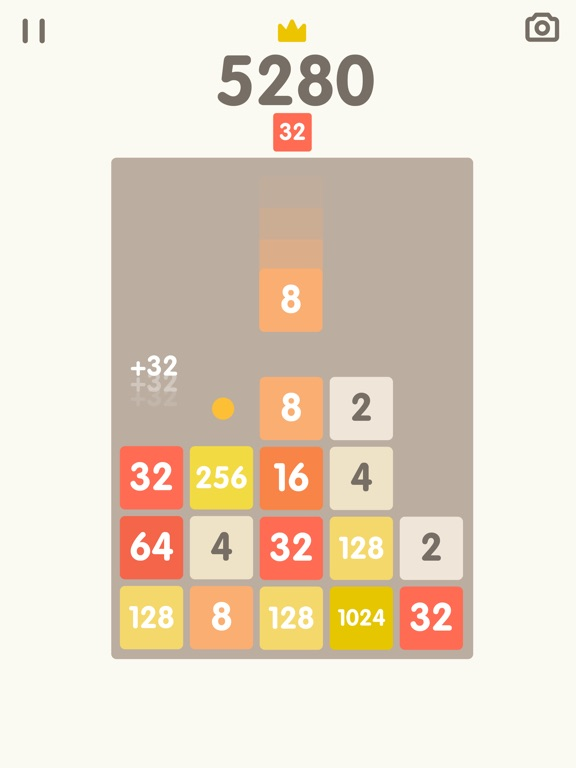 2048 Bricks iOS Screenshots